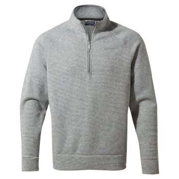 Craghoppers Nestor Half-Zip Fleece - Cloud Grey