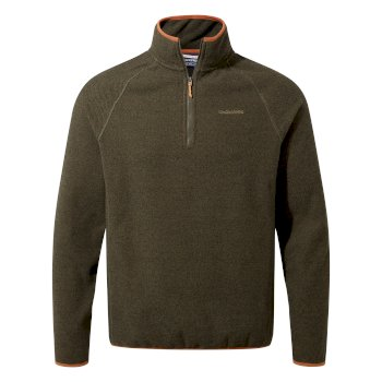 Craghoppers Canton Half Zip - Woodland Green
