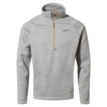 Craghoppers Heelan Half Zip - Cloud Grey