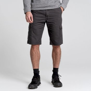Craghoppers Thallon Short - Dark Grey