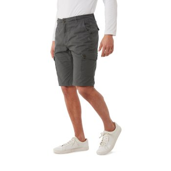 Craghoppers Thallon Shorts - Dark Grey