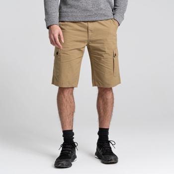 Craghoppers Thallon Shorts - Woodland Green