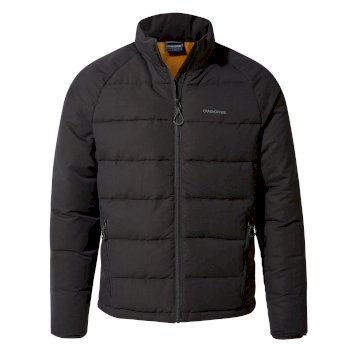 Craghoppers Eldrick Downlike Jacket Black Pepper
