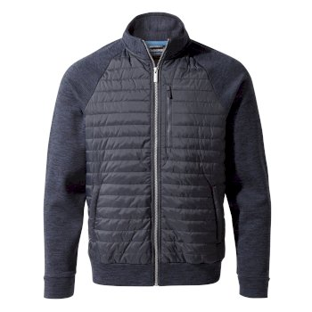 Craghoppers Attilo Hybrid Jacket - Blue Navy