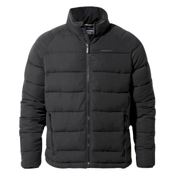 Craghoppers Campellio DowNosiLifeike Jacket - Black Pepper