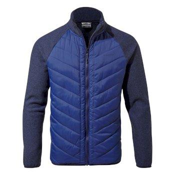 Craghoppers Alef Hybrid Jacket - Lapis Blue