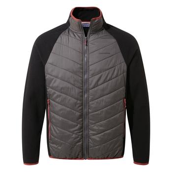 Craghoppers Tarun Hybrid Jacket - Black / Black