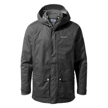 Craghoppers Mudale 3 in 1 Jacket Black