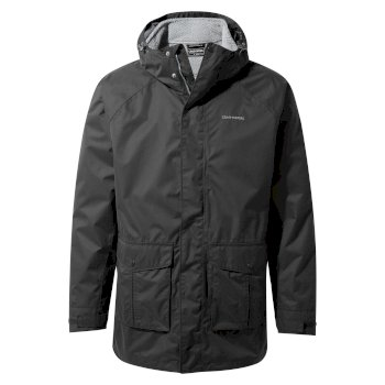 Craghoppers Breithorn 3 in 1 Jacket - Black Pepper / Soft Grey Marl