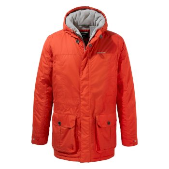 Craghoppers Roteck Jacket - Aster Red