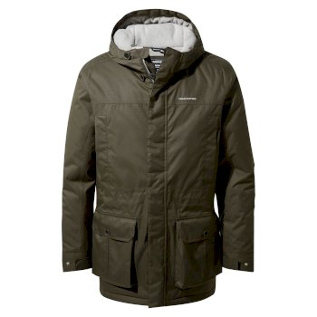 Craghoppers Roteck Jacket - Woodland Green
