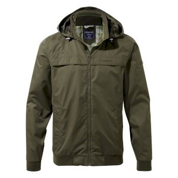 Craghoppers Ruben Jacket - Woodland Green