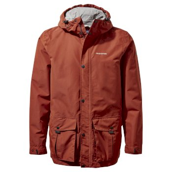 Craghoppers Ashland Jacket - Burnt Whisky