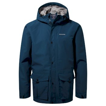 Craghoppers Ashland Jacket - Poseidon Blue