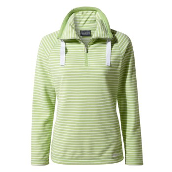 Craghoppers Rhonda Half-Zip - Green