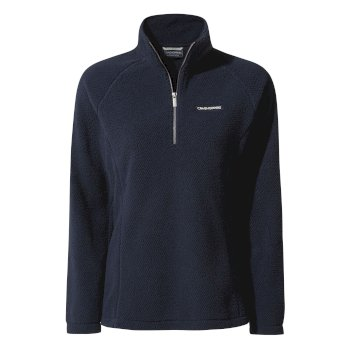 Craghoppers Moira Half-Zip Fleece Blue Navy