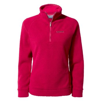 Craghoppers Ambra Half Zip - Winter Rose
