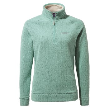 Craghoppers Ambra Half Zip - Peppermint