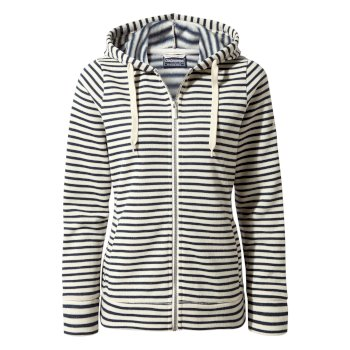 Craghoppers Marcella Jacket - Blue Navy Stripe