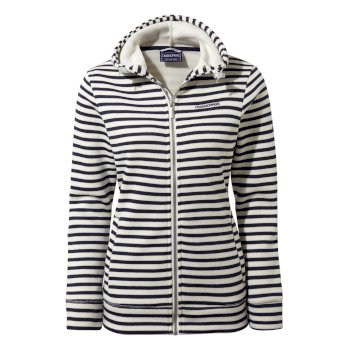 Craghoppers Charmene Jacket - Blue Navy Stripe