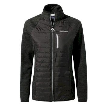 Craghoppers Lumeah Hybrid Jacket Black