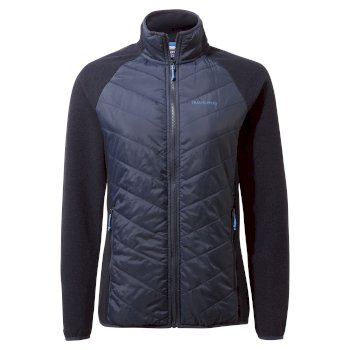 Craghoppers Aubrie Hybrid Jacket - Blue Navy