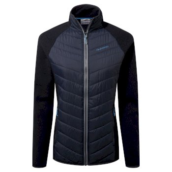Craghoppers Cary Hybrid Jacket - Blue Navy