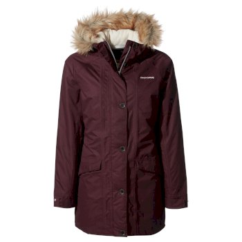 Craghoppers Ferness Jacket - Purple