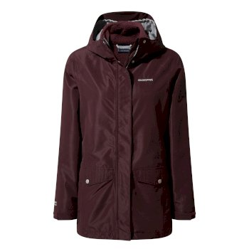 Craghoppers Felicity 3 in 1 Jacket Winterberry