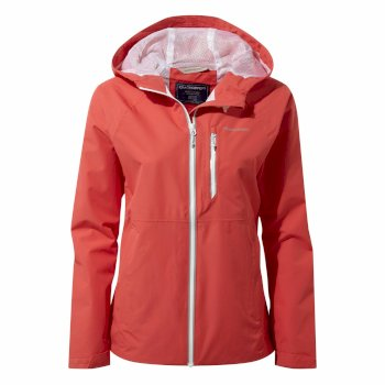 Craghoppers Raquel Jacket - Rio Red