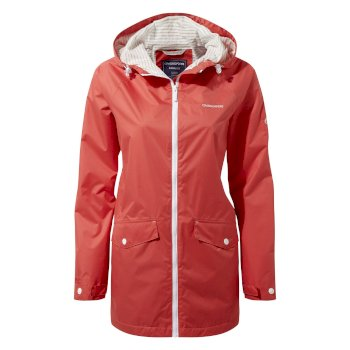 Craghoppers Delcine Jacket - Rio Red