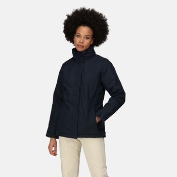 Women's Beauford Waterproof Jacket Navy