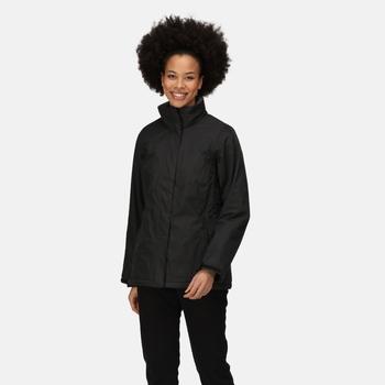Women's Beauford Waterproof Jacket Black