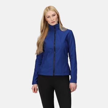 Ablaze Bedruckbare Softshelljacke für Damen Blau
