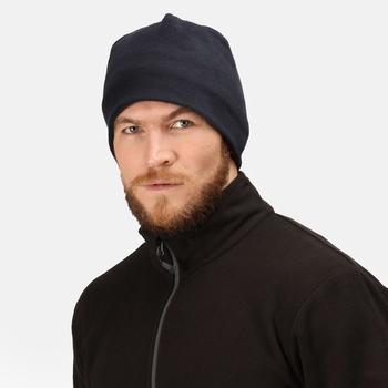 Thinsulate Fleecemütze für Herren Blau
