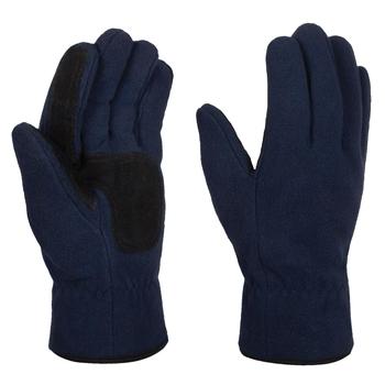 Fleecehandschuhe für Herren Blau