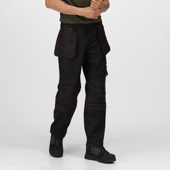 Hardwear Holster Hose für Herren Schwarz