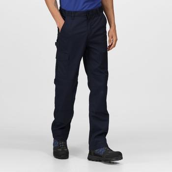 Pro Cargohose mit mehreren Taschen für Herren Blau