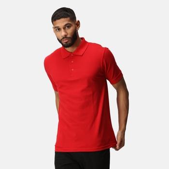 Classic Poloshirt für Herren Rot