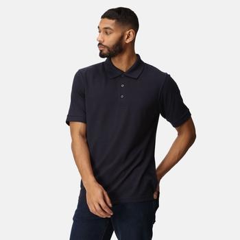 Classic Poloshirt für Herren Blau