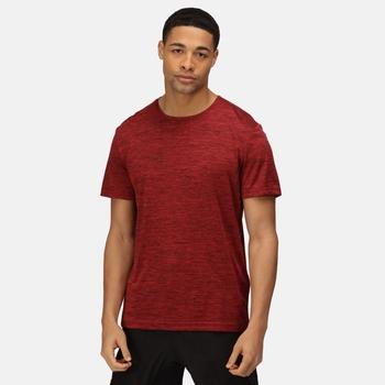Antwerp Marl T-Shirt für Herren Classic Red