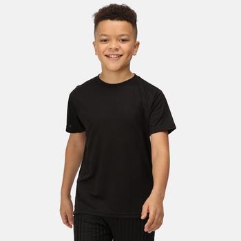 Kids' Torino T-Shirt Black