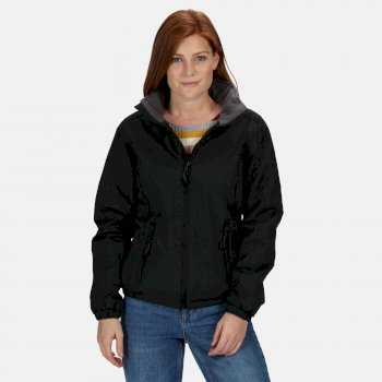 Women's Dover Waterproof Insulated Jacket Black