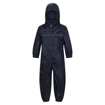 Paddle wasserdichter, atmungsaktiver leichter Matschanzug für Kinder Blau